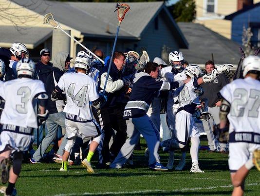 PHOTOS: York Catholic vs. West York boy's lacrosse