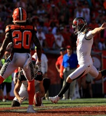 Former Clemson kicker signed by Panthers 9d3f52425