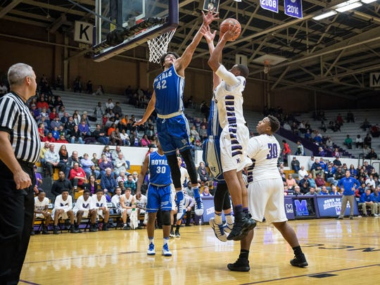 Hamilton Southeastern beat Muncie Central 97-61 at home Tuesday night at Central's Fieldhouse.