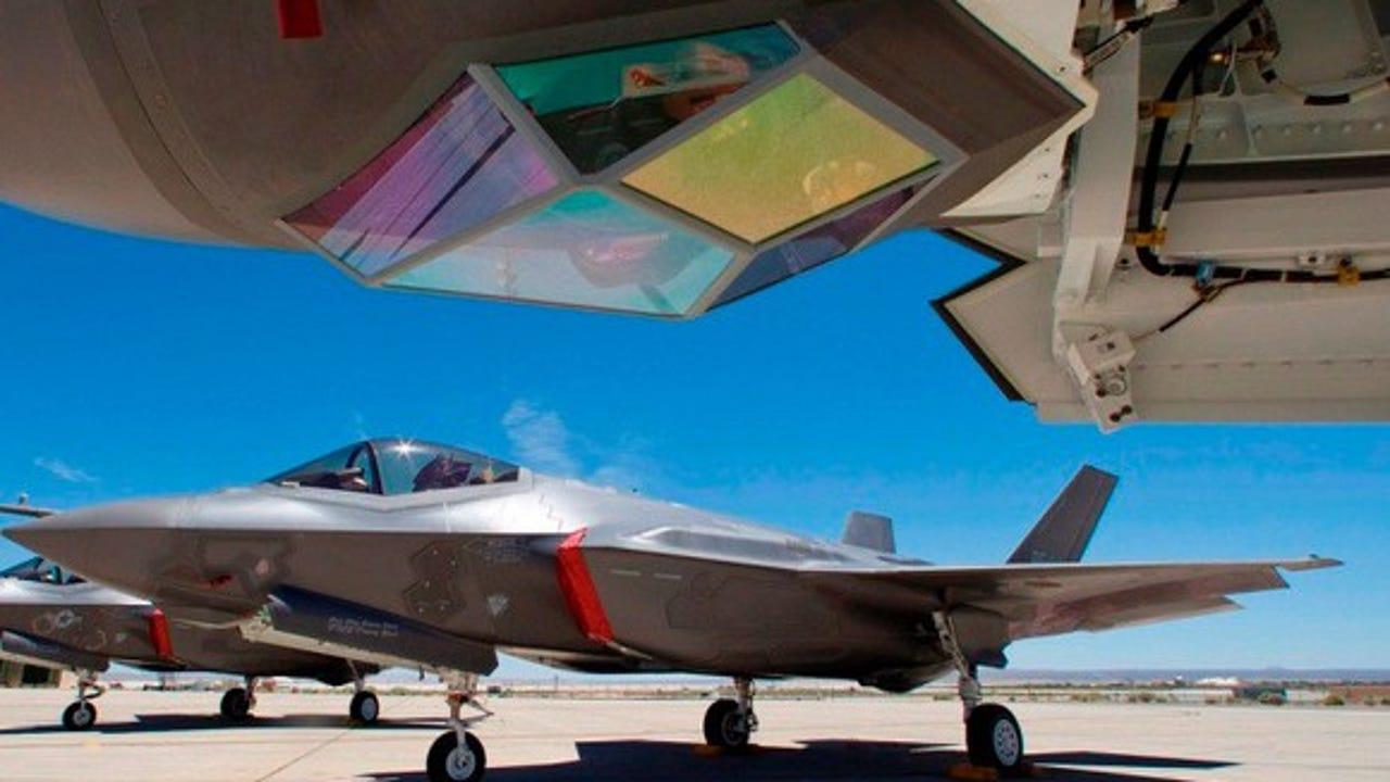 Trump slams Lockheed Martin over F-35 Cost overruns