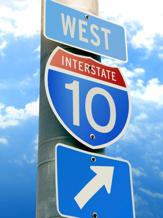 Wester Interstate 10
