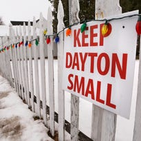 Bangert: No sign of 'Keep Dayton Small' giving up as drama grows just east of Lafayette