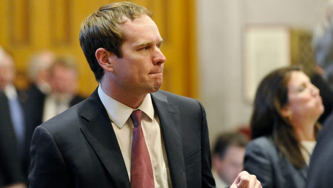 Ex-lawmaker Jeremy Durham spent campaign funds illegally to finance a plane ticket for his wife, custom suits, sunglasses and other items, according to the findings of a state campaign finance audit.