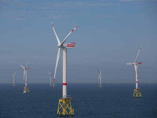 EPA EPASELECT AT SEA GERMANY ENERGY OFFSHORE WIND FARM EBF ENERGY & RESOURCES DEU HA