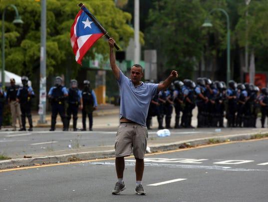 EPA PUERTO RICO MAY DAY POL CITIZENS INITIATIVE & RECALL PRI SA