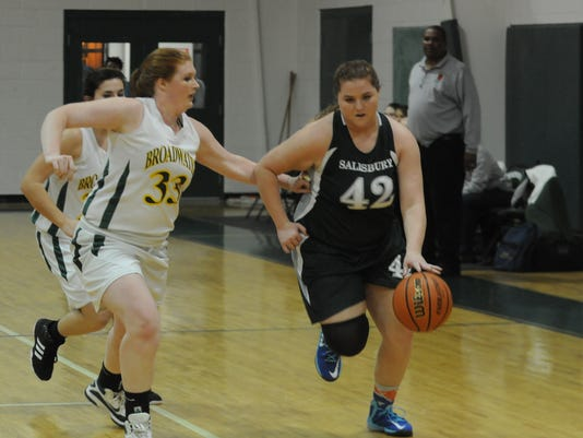 Salisbury School-Broadwater Girls Stat of the Week