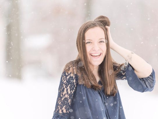 Alyssa White, a junior at Fairfield Area High School,