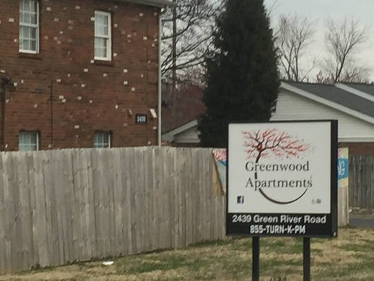 Greenwood Apartments on Green River Road