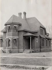 The home at 503 Mathews St., which used to house the