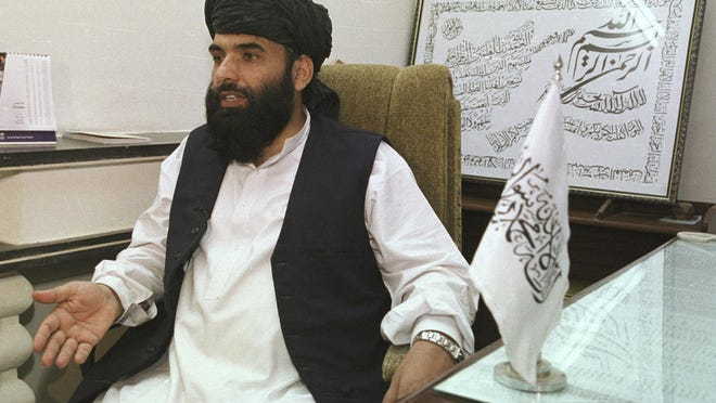 Suhail Shaheen, a spokesman for the Taliban said on Jan. 30, 2019, that they are not seeking a monopoly on power in a future administration in Afghanistan but are looking for ways to co-exist with Afghan institutions.