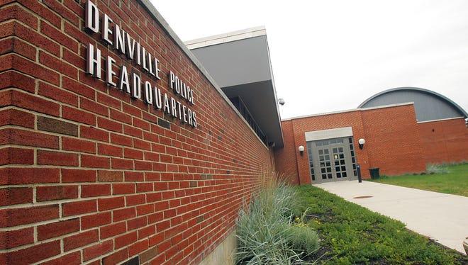 Denville Police Headquarters.