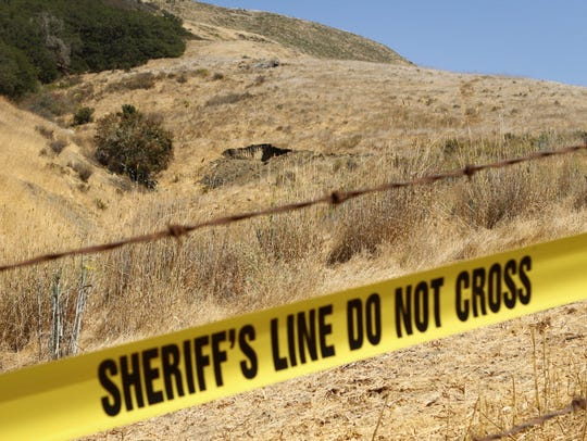The San Luis Obispo County Sheriff's Department and