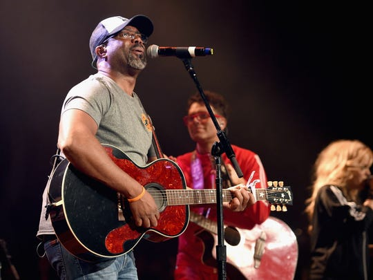 Darius Rucker co-headlines the American Family Insurance Amphitheater Sept. 1 with Lady Antebellum. The show takes place the same weekend as Harley-Davidson's 115th anniversary celebration.