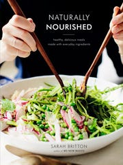 """Naturally Nourished"" features 100 meatless recipes."