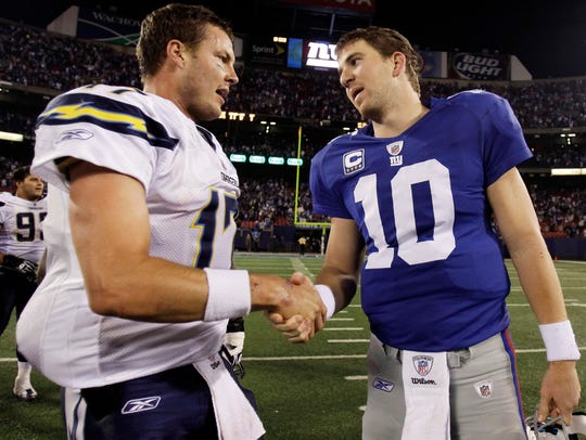 Traded for each other in 2004, could Philip Rivers,