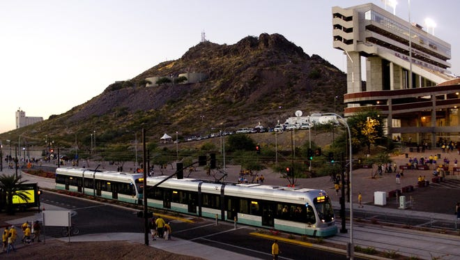 Tempe's first train arrived in 1887 and light rail arrived 121 years later. On Aug. 22, Mesa will celebrate light rail's arrival to its downtown.
