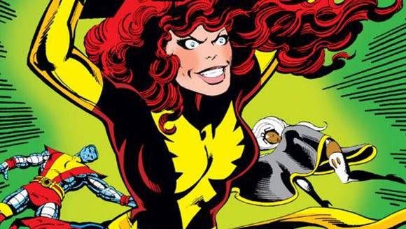 Sometimes the good girls go bad — as Jean Grey did