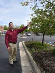Raid Matti, who co-owns Milford Grocery - Matti's Fresh