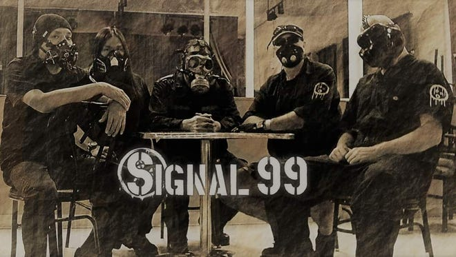 Signal 99 is planning to play its first show outside the United States in November when it travels to Playa Jaco, Costa Rica, for Deadfest.