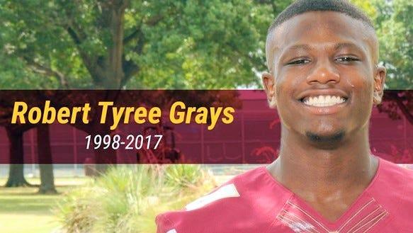 Robert Tyree Grays