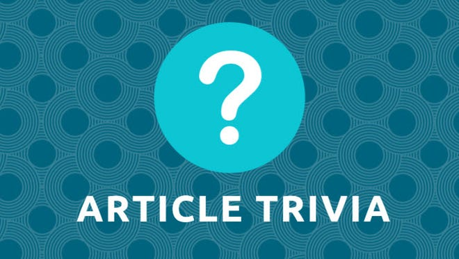 Article Trivia