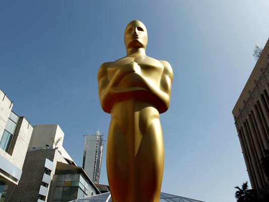 AP OSCAR NOMINATIONS A ENT, FILE USA CA