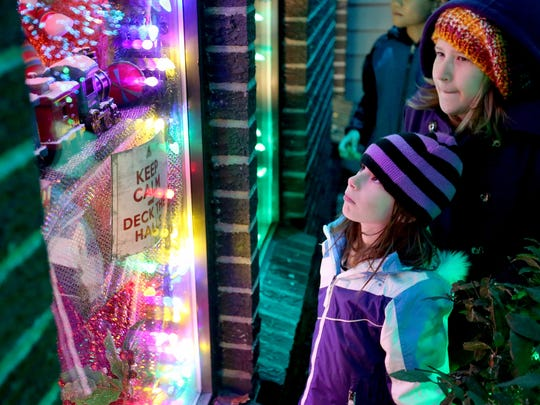 The Gatti & Gatti Law Office holiday Christmas light display is an annual tradition for Salem taking place nightly through Jan. 1.
