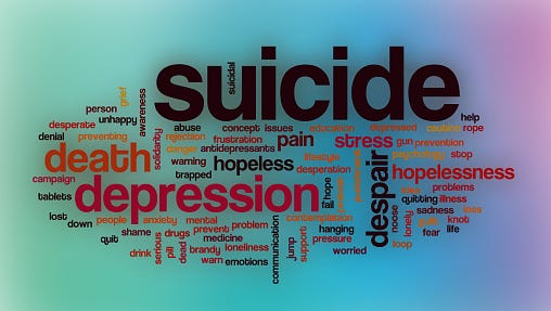 Suicide is an extreme event with strong emotional after effects for the families of its victims.