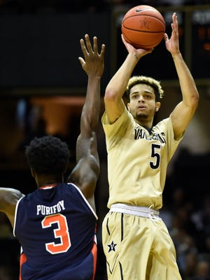 Matthew Fisher-Davis finishes his career with 1,219 points, ranked 30th in program history.