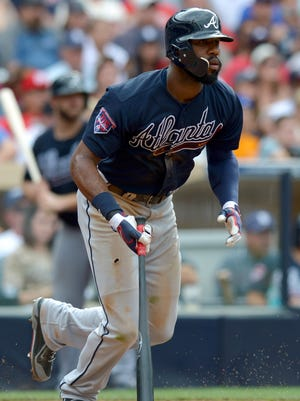 Heyward was taken by the Braves in the first round of the 2007 draft.