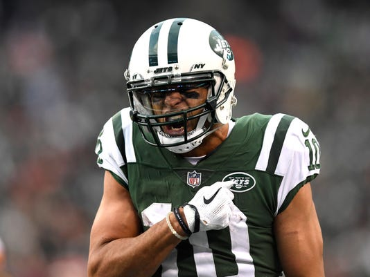 best sneakers ae76d 30cae Why Jermaine Kearse is so important to NY Jets' offense, Sam ...