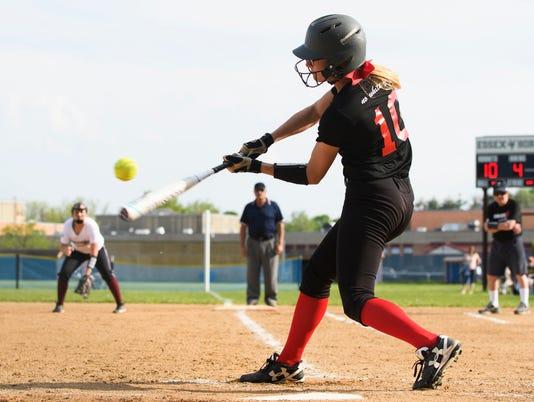 North Country vs Essex Girls Softball 05/23/18