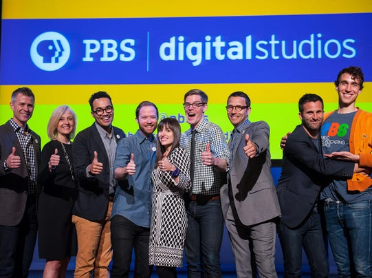 PBS Digital Studios Group Photo