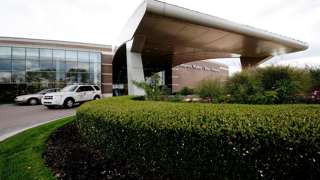 Report 3 Metro Detroit Hospitals Get As 1 Gets A D