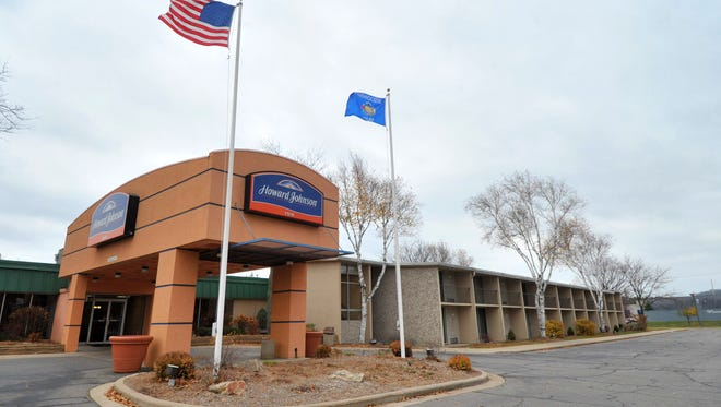 The Howard Johnson Inn and connected Emma Krumbee's restaurant in Rib Mountain will be torn down so a new Hilton Garden Inn can be built at the same location.