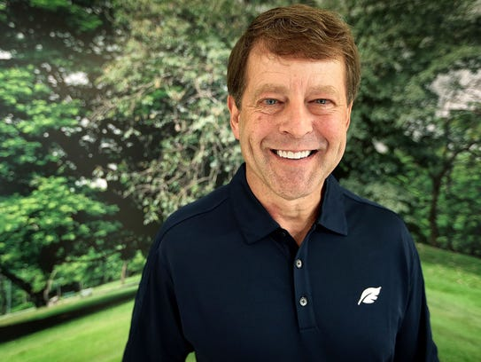 David Alexander, president and CEO of TruGreen has