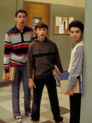 "A scene from the first season of ""Freaks and Geeks."" Samm Levine, who will appear at the Traverse City Film Festival, is at far right."
