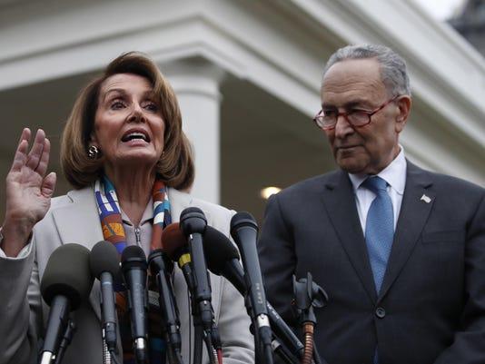 Nancy Pelosi,Chuck Schumer