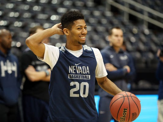 Nevada Wolf Pack NCAA March Madness
