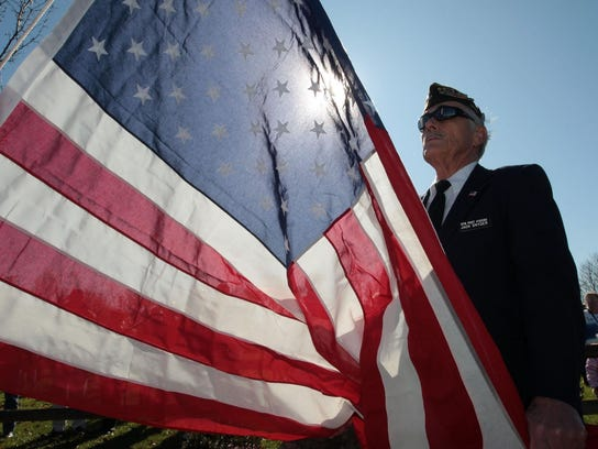 Clermont County prepares for its annual Veterans Day Parade.