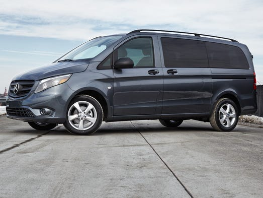 New cheapest mercedes benz is a cool van for What is the cheapest mercedes benz