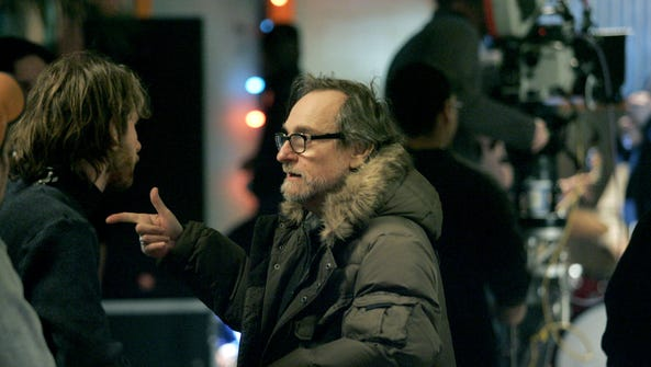 "Director Harold Guskin in 2008 while directing ""Down"