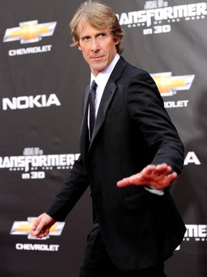 Michael Bay has directed the entire suite of 'Transformers' films.