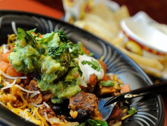 Smokin' Chicken Burrito Bowl at Moe's Southwest Grill