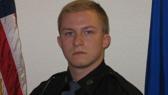 Wisconsin State Patrol Trooper Trevor Casper
