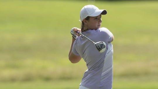 Taylor Totland of Tinton Falls, a senior at Furman, is competing at the LPGA Tour Qualifying Tournament this week.