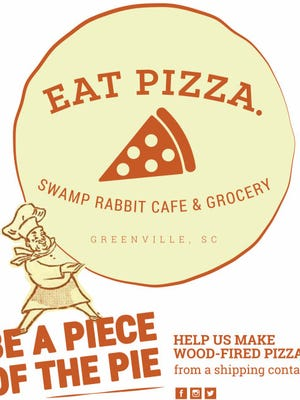 Swamp Rabbit Cafe and Grocery is still raising funds to help make its wood-fired pizza and draft beer addition a reality.
