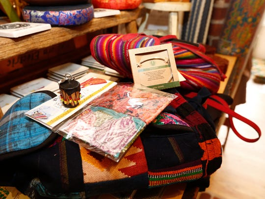 A selection of back to school items at Maria Luisa