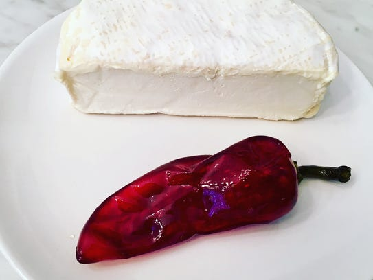 This is a show-stopping triple-creme French cheese