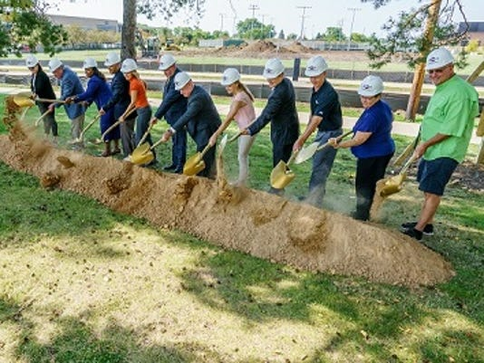 UWO Rec Plex breaks ground